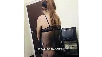 Nepali bhalu fuck hard at thamel Hotel