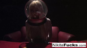 Russian Kosmonaut Nikita gets a gag order from her general