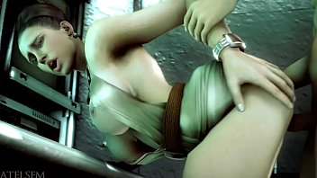 FapZone // Excella Gionne (Resident Evil 5)