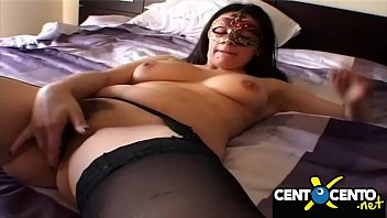 Nympho wife enjoys and takes it in the ass