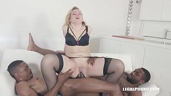 Cum Gargling Slut Liberta Black Loves Anal