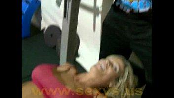 Muscle girl naked Vorschaubild