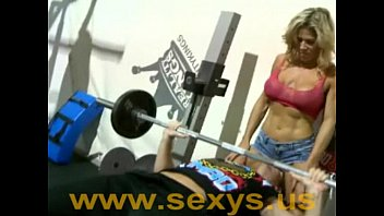 Naked female athletes celeb - Muscle girl naked