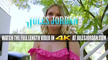 JulesJordan.com - Innocent Coco Lovelock Sucks The Soul Out Of Big Dredd thumbnail
