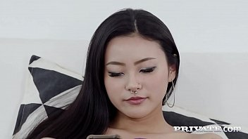 PRIVATE com - Juicy Japanese Rae Lil Black Gets Oriental Orifice Fucked! thumbnail