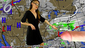 Weather asian Adalynnx - fisty the weather lady
