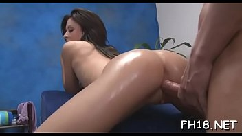 Boys first blow jobs - Girl gets her anal gap banged for the first time in life