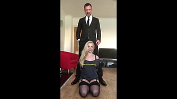 PASCALSSUBSLUTS – Submissive Louise Kay Dominated By Pascal