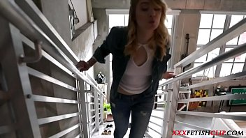 Pussy Cat Burglar Gets Snatched - Anastasia Knight - FULL SCENE on http://xxxFetishClip.com