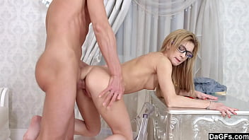 Elegant Russian Sonia Sweet Wants To Take It Slow And Nice