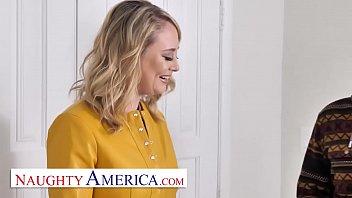Naughty America - Elle McRae fucks her son's friend