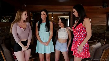 Mother daughter torture cunt tits Mother daughter exchange club with reagan foxx and lena paul