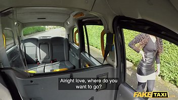 Fake Taxi British Indian Asian with a perfect booty fucked in taxi thumbnail