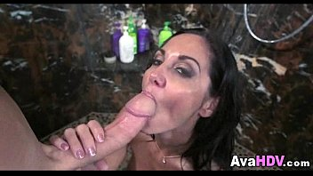 Big tits on this milf babe 09