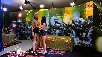 Beautiful Bibi And Innocent Lia-Louise In Sperm Arena - German Goo Girls