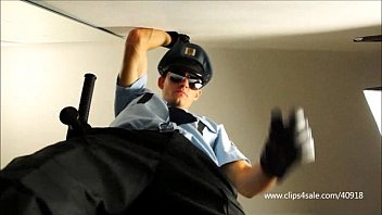 DOMINANT COP STOMP ON YOUR FACE - 088