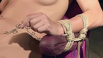 Tied and trained girlfriends Candy B