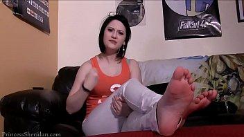 Therapist Feet JOI
