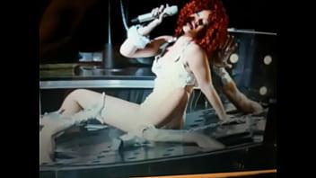 Rihanna i cum on rihanna sexy.MOV