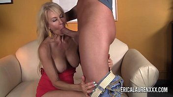 Lauren tracy pornstar Sexy mature blonde erica lauren pleasing a big cock