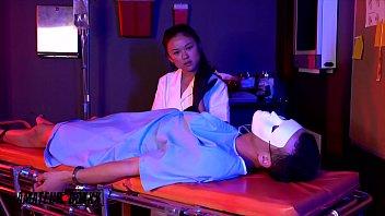 Dr. Lulu Chu & Nurse Ella Cruz Shag New Patient - Amateur Boxxx 16分钟