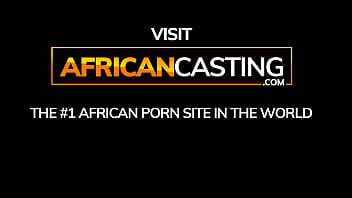 Ebony Amateur Hard Casting and Cum In Mouth thumbnail