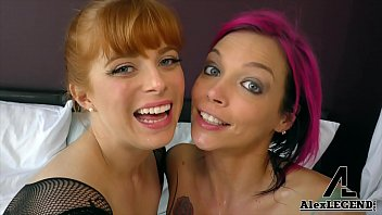 Hottest Threesome with Busty Beauties Anna Bell Peaks & Penny Pax!