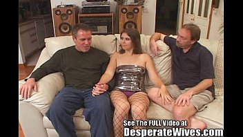 Dana Fulfills Her Slut Wife MFM Three Way Fantasy w/Dirty D Thumb