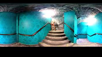 Claudia Ciardone, perra suelta por los rincones de tu edificio 360- Nenas TV