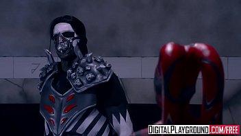 DigitalPlayground - Star Wars One Sith - XXX Parody Kleio Valentein