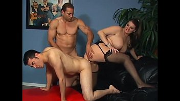 Bisexual encounter mmf