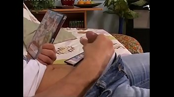 Jerk off grannies - A mom surprises her son jerking off and takes matter in her hands