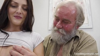 Old-n-Young.com - Katy Rose - Uneven-aged doggy orgasm thumbnail