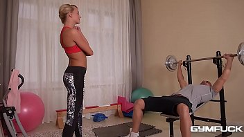 Gym Fuck Leads To Absolutely Intense DP Anal Gape Action With Victoria Pure