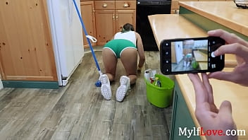 Fucking My Maid's Stinky Pussy- Penny Barber