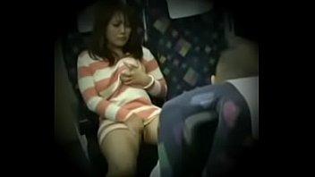 430321 young woman caught masturbating in train