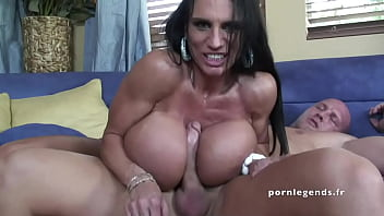 Lisa Lipps Has A Nice Pair Of Monster Tits !