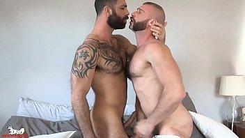 Jake & Donnie enjoy a hot, bareback fuck session thumbnail