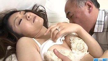 Ruri Hayami Enjoys Her Uncle Fucking Her