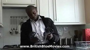 British MILF Carly Gee getting black cock!