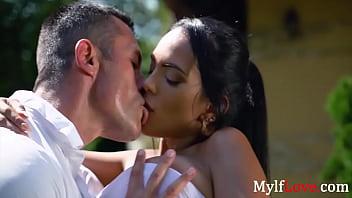 MILF Gets Some Lower Body Assistance- Katrina Moreno