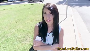Paid teen jizzed over