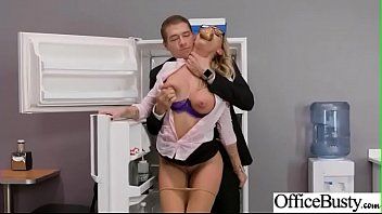(Jessa Rhodes) Hot Office Girl With Big Boobs Love Hard Sex movie-14