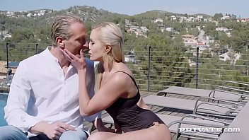 Private.com - Young Blonde Angelika Grays Gets Anal Fucked! 10 min