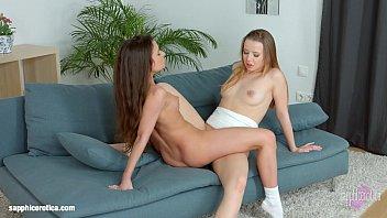 Anita c lesbian - Anita bellini and olivia grace in lesbian scene by sapphic erotica