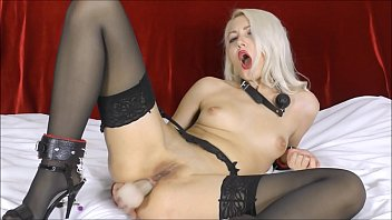 Wow! Fucked deeply in ass and Anal gaping closeup Helena Moeller
