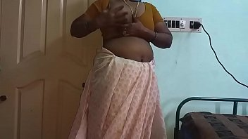18036 Indian Hot Mallu Aunty Nude Selfie And Fingering For  father in law preview