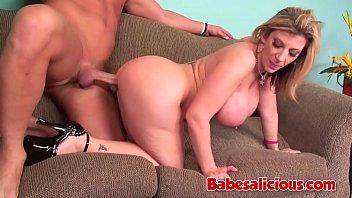 Sara couch breast augmentation Babesalicious - big boobs milf sara jay couch sex