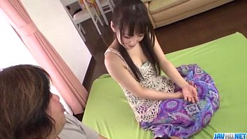 Ai Mizushima removes panties for a nice fuck from behind preview image