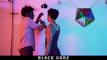 BlackGodz - Rich Boy Gets His Ass Plowed By A Black God